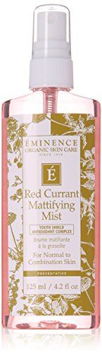 Eminence Red Currant Mattifying Mist 42 Ounce ** Visit the image link more details. (Note:Amazon affiliate link)