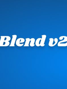 New upvoted product on Product Hunt: Blend
