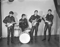 "One of the many English ""beat"" groups of the 1960's which quickly faded into obscurity."