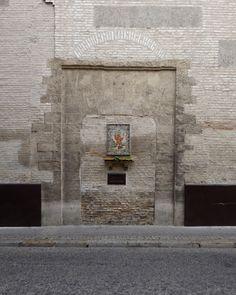 "scavengedluxury:  "" Convent of Santa María de Jesús, Seville. February 2018.  """