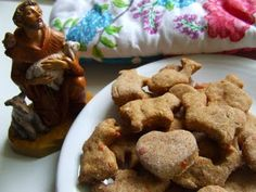 Catholic Cuisine: Remembering St. Francis with some special treats for the dogs in our life!