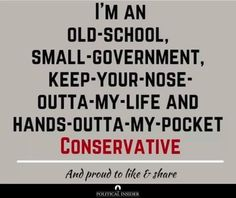 Exactly! Thank God for Conservative Republicans