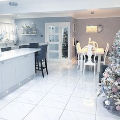 Jen (@interior_escapes) • Instagram photos and videos House Design, Table Decorations, Photo And Video, Holiday Decor, Interior, Kitchen, Furniture, Pup, Home Decor