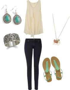 """College Clothes 11"" by dylanelise on Polyvore"