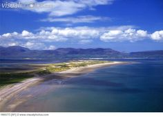 Co Kerry, Rossbeigh Beach, Ring of Kerry, Ireland