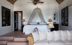 Beachfront deluxe room at the Matachica Beach Resort in Belize