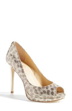 Ivanka Trump 'Maggie' Pump available at #Nordstrom