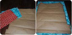 mei tai/Ergo/ssc cover pattern making