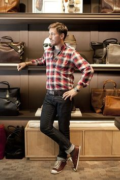 1000 Images About Men S Flannel Shirts On Pinterest