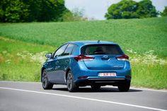 2015 Toyota Auris Helps Fuel Saving