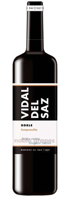 'Vidal del Saz Roble 2010', un tinto llamativo, elegante y vivaz, que triunfó en la mayor cata de España http://www.vinetur.com/2013091013296/vidal-del-saz-roble-2010-un-tinto-llamativo-elegante-y-vivaz-que-triunfo-en-la-mayor-cata-de-espana.html