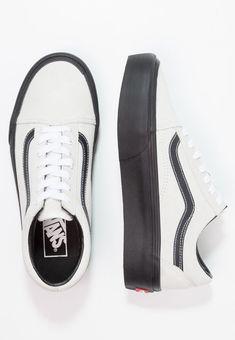 Schoenen Vans OLD SKOOL PLATFORM - Sneakers laag - blanc de blanc/black wit: € 89,95 Bij Zalando (op 18-3-18). Gratis bezorging & retour, snelle levering en veilig betalen!