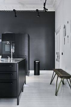 A Careful Renovation of a 19th-Century Flat in Gothenburg Brings it Back to Life - Dwell