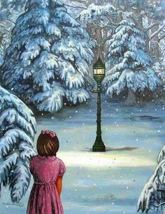 Fan Art of Narnia for fans of C.S. Lewis.