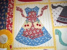 Apron Quilt... A Lori Holt pattern... Love it! :)
