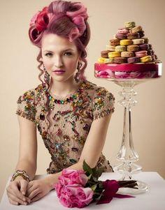 Vuitton Spring 2012. yummy.