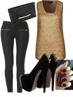 """""""Less is more"""" by heelii ❤ liked on Polyvore"""
