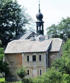 Kostel Panny Marie Sněžné - Sněžná - Česko