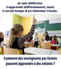 Enseignement a des enfants ayant des DYS
