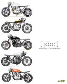 Online vintage motorcycles