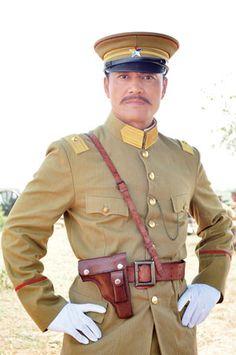 北洋军军官卡其色军服 / Chinese Beiyang Army officers' khaki field uniform