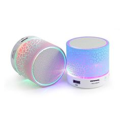 Wireless Bluetooth Speaker support TF mini speaker