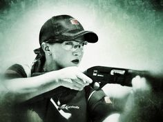 Julie Golob ... Shooting champion, author, and veteran. Leading the way in role models for female shooting.