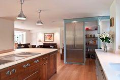 Delta Blues - contemporary - Kitchen - Other Metro - Bespoke Interiors