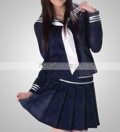 Cheap School Girl Uniforms Costume