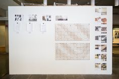 """BAC Exhibition """"Material Matters: Digital Provocations."""" On display 4/21/14-5/1/14. #Design #Materials"""