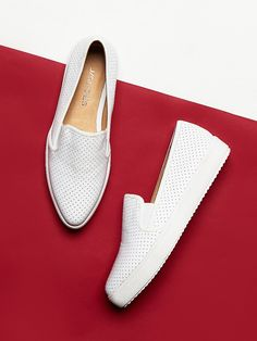 J/Slides Side Step Slip on Sneaker at Free People Clothing Boutique