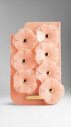Burberry phone case