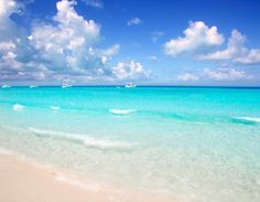 Formentera Beaches In The World, Places Around The World, Around The Worlds, Most Beautiful Beaches, Beautiful Places, Amazing Places, Gods Glory, Beautiful Islands, Vacation Destinations