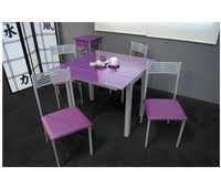 . Liquidacion de mesa de cocina extensible + 4 sillas al coste 275�, gran exposicion con variedad de modelos al coste, tambien disponemos de colchones, somieres, canapes, sofas, sillones, muebles y jardin al coste. estamos en pol ind de lorqui avd. princip