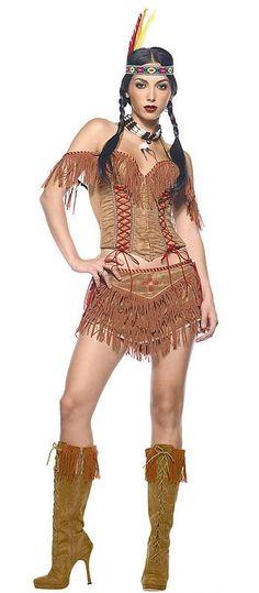 Indian Chic Princess Costume