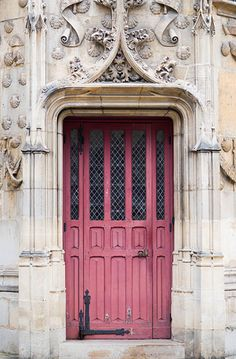 Paris Door at Musee de Cluny
