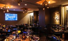 Stampede 66 Private Dining Option Seats Up To 30 People Very Nice Restaurant With