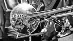 HD Trombone wallpaper