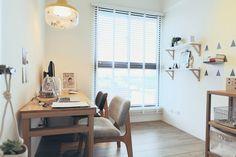 「專訪」25 坪無印風公寓 - 新竹 Eddie Wang 的家 - DECOmyplace