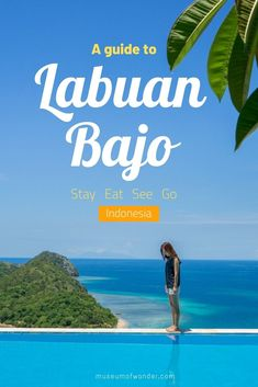Labuan Bajo on Flores island is the gateway to the stunning Komodo National Park. Find out where to stay, where to eat, what to do and where to catch that amazing sunset. Labuan Bajo is a fishing town at heart but with modern comforts for any traveler. Start planning your trip to Labuan BAjo now! #komodo #floresisland #indonesiatravel #travelguide