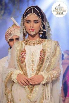 ali xeeshan bridal couture week 2014 - Google Search