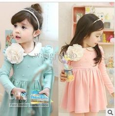 Wholesale Winter Dress - Buy The New 2013 Ovbaby Brought Winter Dress the Doll, the 7-9-11-13-15 Yards Girls Clothes, $23.68   DHgate