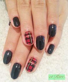 Scottish - http://yournailart.com/scottish/ - #nails #nail_art #nail_design #nail_polish
