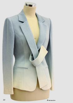 Women's coats – High Fashion For Women Blazers For Women, Suits For Women, Style Haute Couture, Collor, Tailored Jacket, Blazer Fashion, Fashion Sewing, Mode Inspiration, Fashion Details