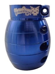 Team Dogz Blue Grenade Pro Scooter Clamp