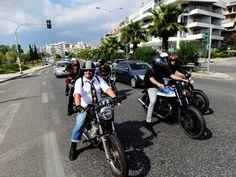 Athens Distinguished Gentlemen's ride 2014