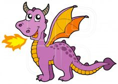 dragon clipart free funny dragons with flames cartoon clip art rh pinterest com dragon clipart free download dragon clipart free printable