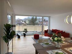 Wunderschöne, helle 2.5 Zimmer Wohnung mit Gartensitzplatz in Boll zu vermieten! 🌼🦊💕