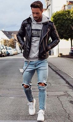 Mens leather jackets. Leather jackets are a vital component to each and every man's wardrobe. Men have to have jackets for several situations as well as some climate conditions