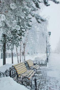 so it's winter enjoy